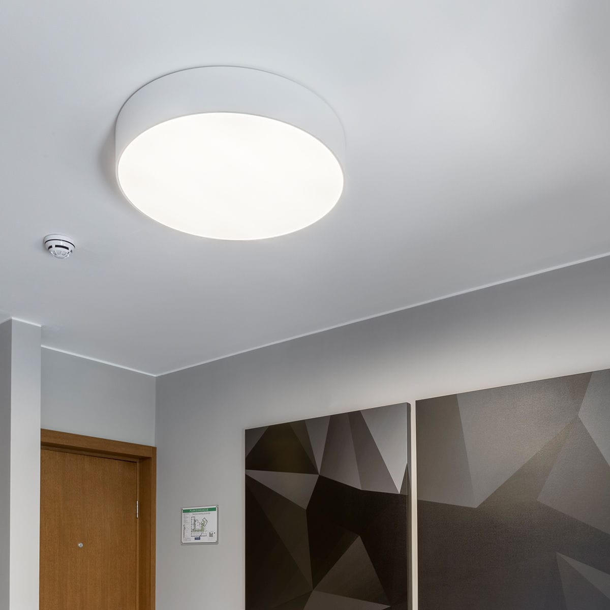 Surface mounted light fixture led fluorescent round luna cdp surface mounted light fixture led fluorescent round luna cdp c arubaitofo Choice Image