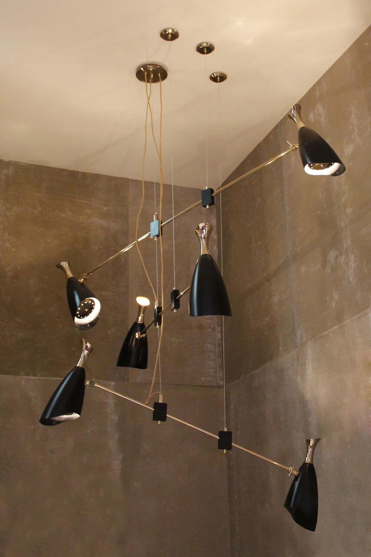 Original design chandelier metal incandescent duke delightfull original design chandelier metal incandescent duke delightfull arubaitofo Image collections