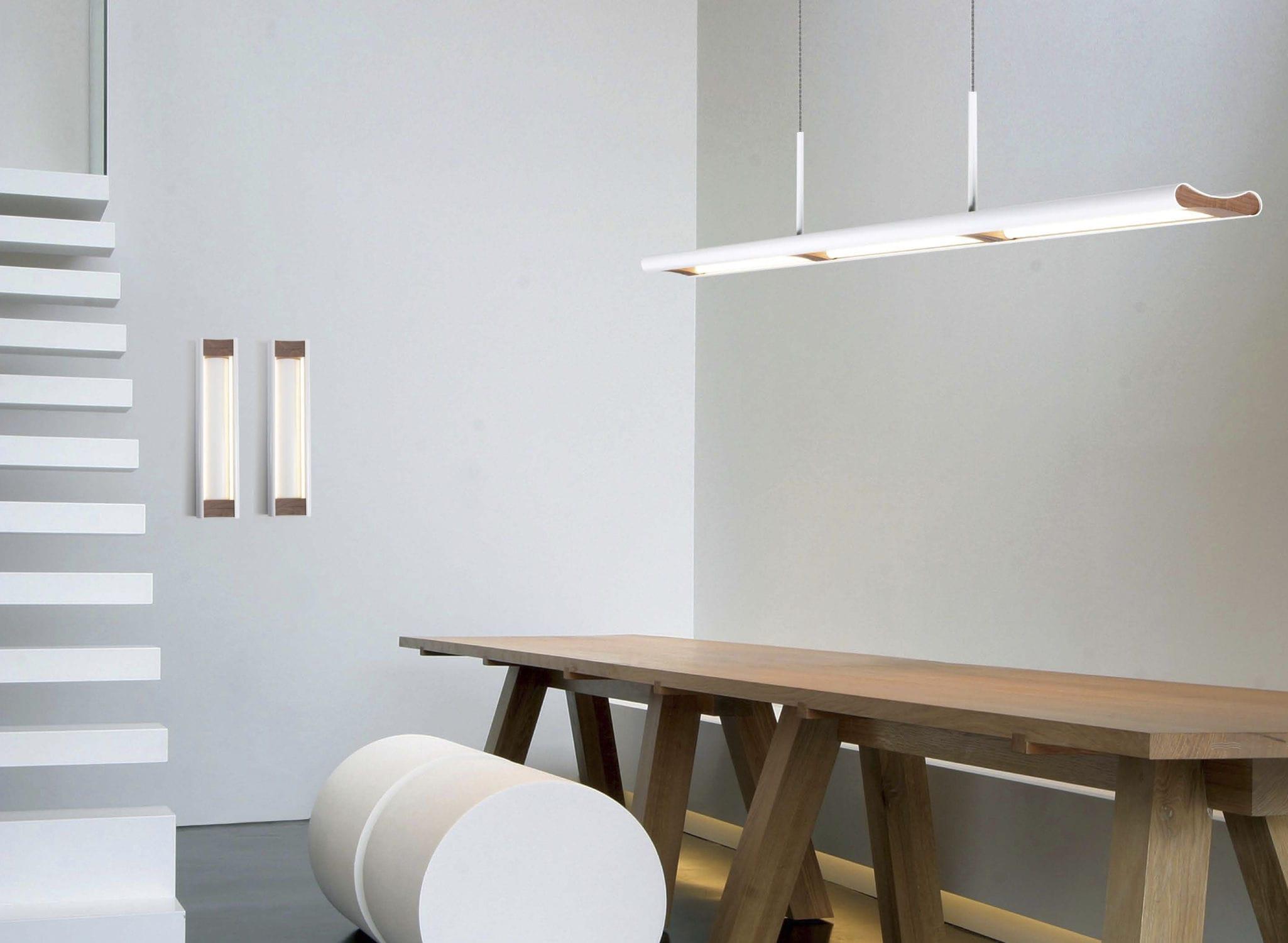 ... Contemporary wall light / aluminum / LED / linear POIROT by Bart Lens Eden Design B.V.B.A & Contemporary wall light / aluminum / LED / linear - POIROT by Bart ... azcodes.com