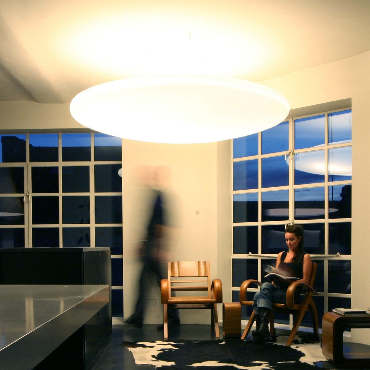 Hanging light fixture led round polyethylene fool moon by hanging light fixture led round polyethylene arubaitofo Choice Image