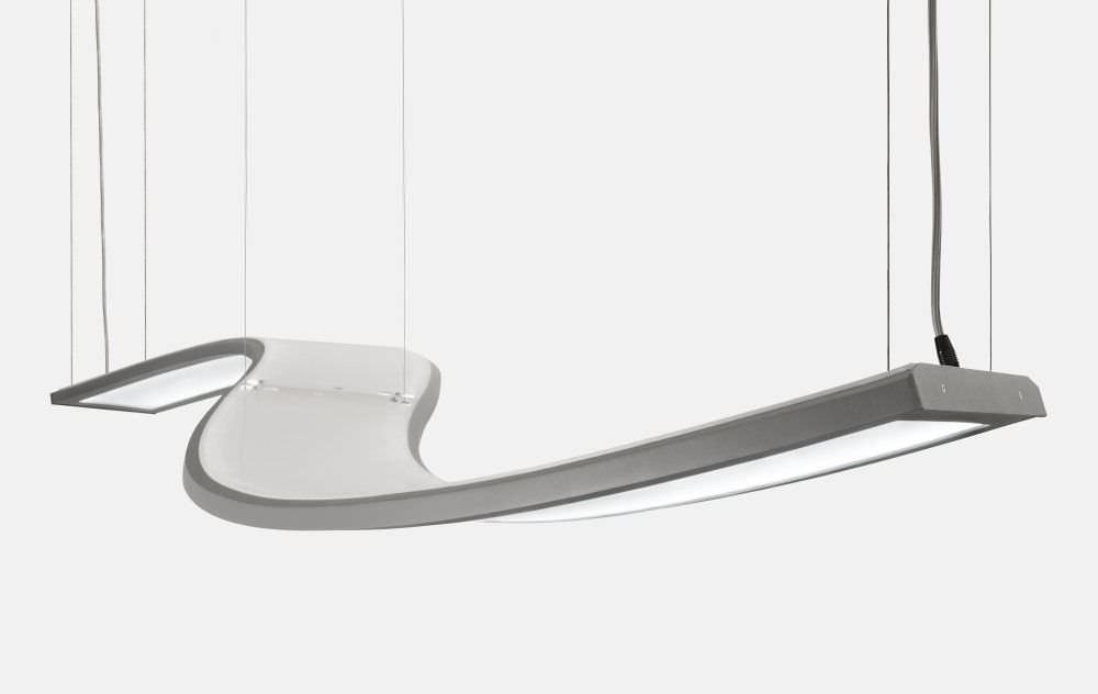 pendant lamp original design aluminum led - Suspension Design Led