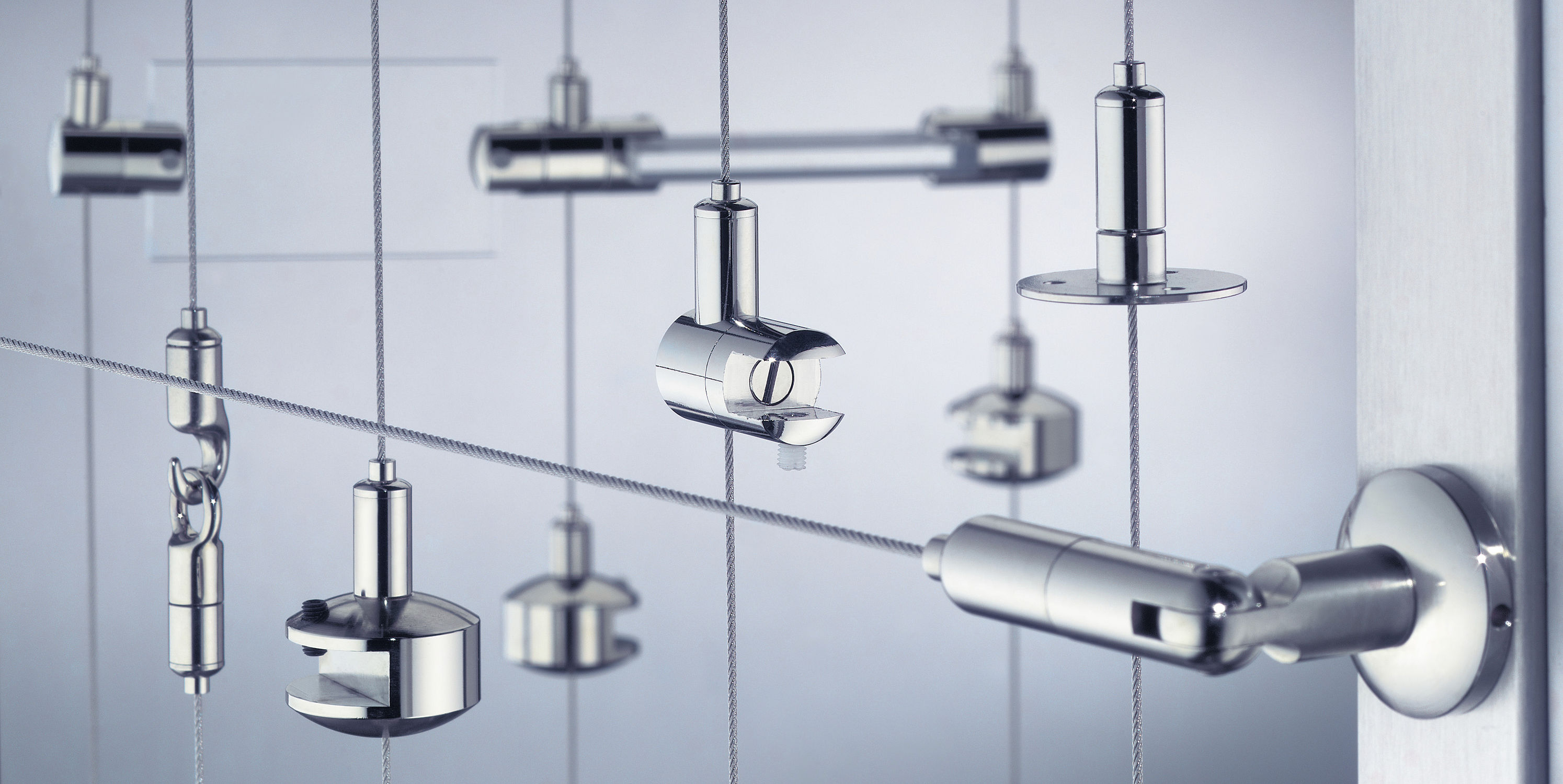 Wire Curtain Hanging System - 4k Wallpapers Design