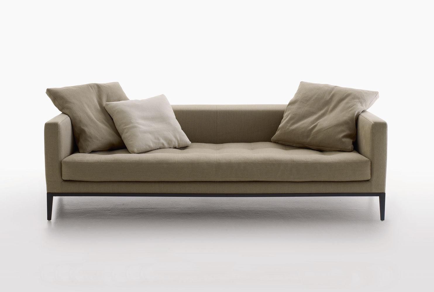 Charming Contemporary Sofa / Fabric / By Antonio Citterio / 3 Seater SIMPLICITER  MAXALTO ...