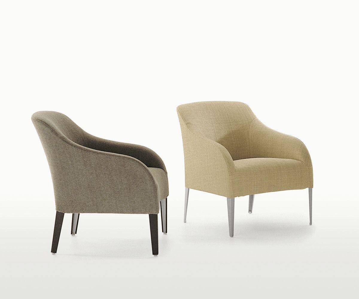 contemporary armchair  fabric  by antonio citterio  agathos  -  contemporary armchair  fabric  by antonio citterio agathos maxalto