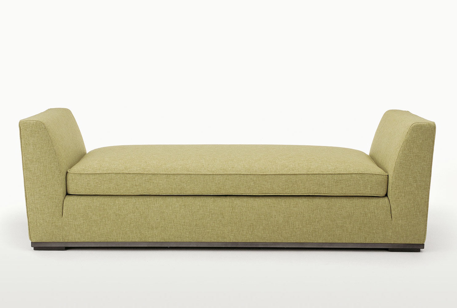 contemporary upholstered bench  fabric  by antonio citterio  - contemporary upholstered bench  fabric  by antonio citterio  beige intervallum