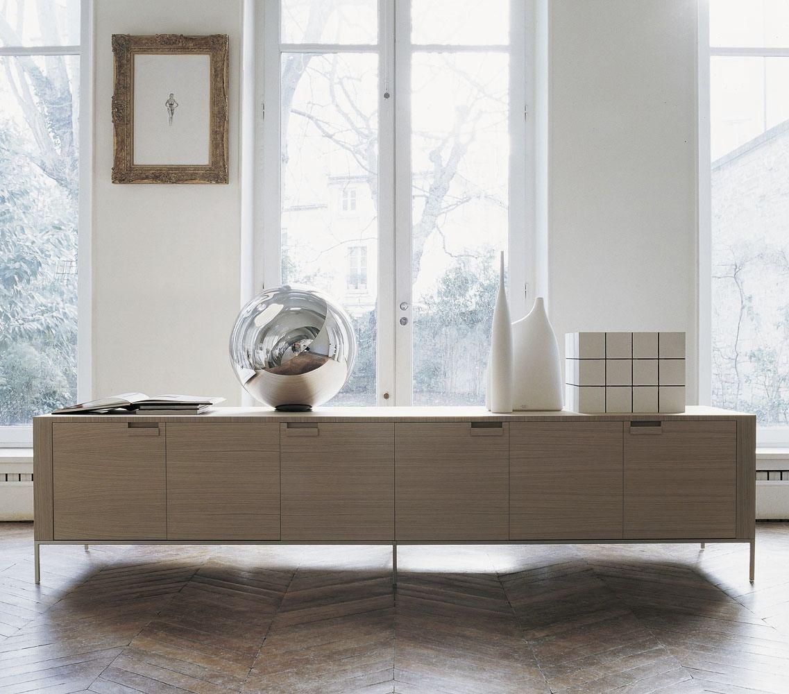 contemporary sideboard  wooden  by antonio citterio  titanes  - contemporary sideboard  wooden  by antonio citterio  titanes