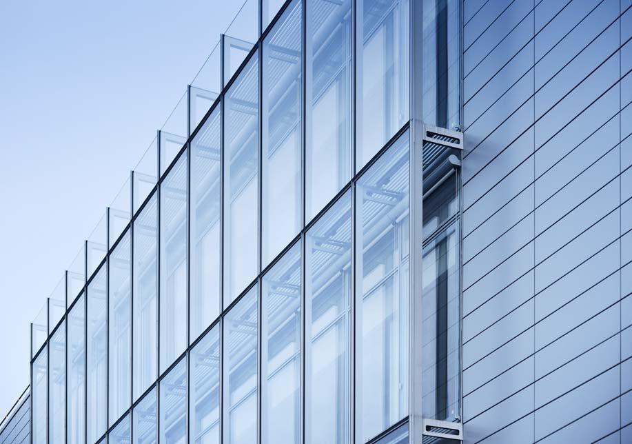Stick system curtain wall / glass / aluminum - IGUZZINI ...