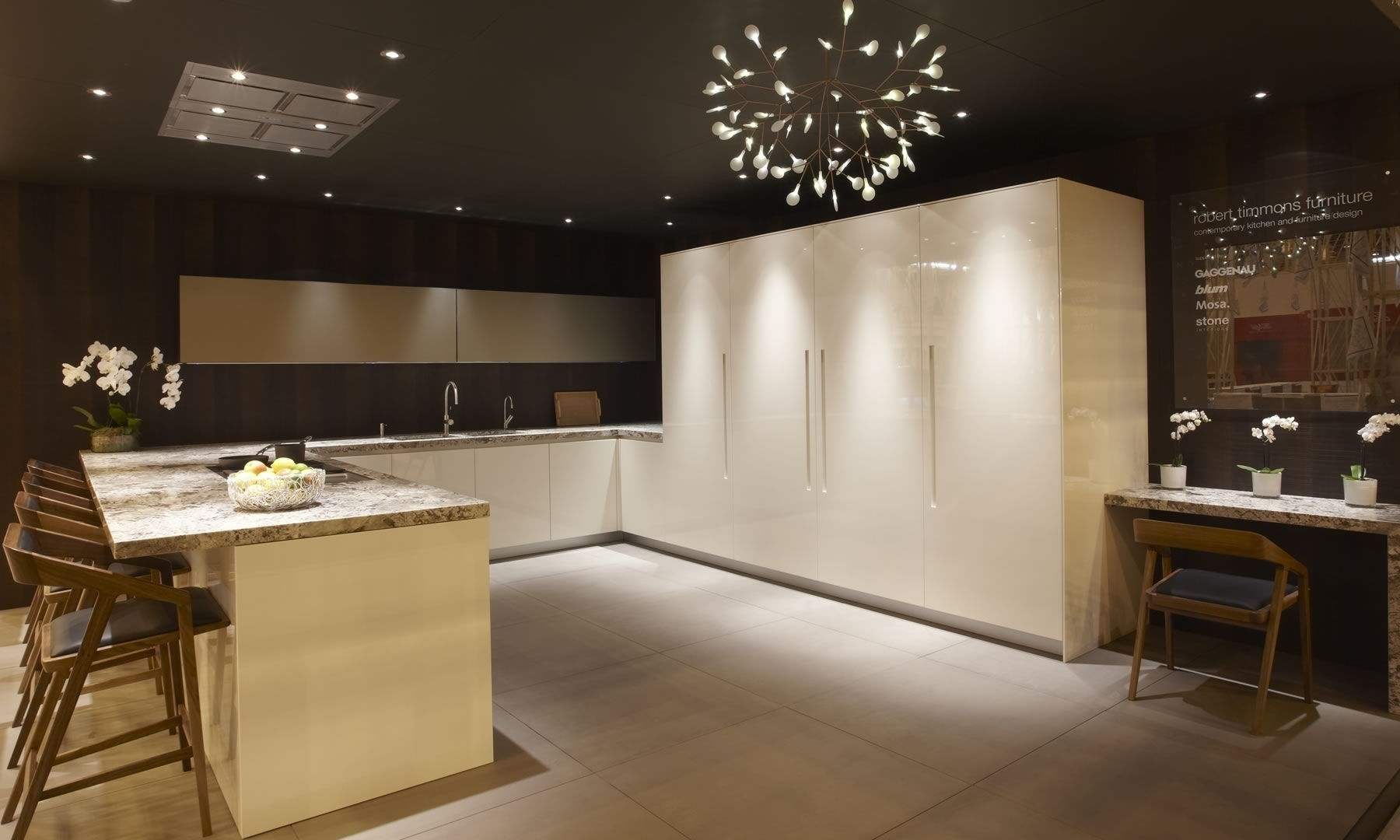 Update your Kitchen with High Gloss Kitchens | Kitchen Ideas