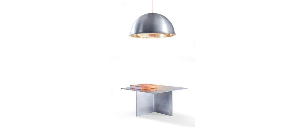 Contemporary Coffee Table / Aluminum / Round / 100% Recyclable ...