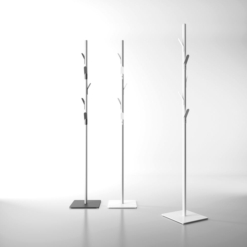 floor coat rack  contemporary  metal  commercial  branch by  - floor coat rack  contemporary  metal  commercial  branch by víctorbellver