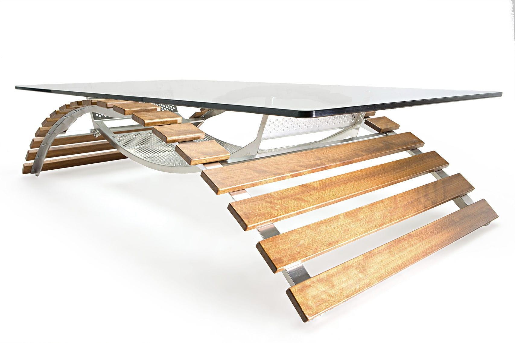 Crystal Coffee Table Cluny Crystal Meridiani Coffee Table