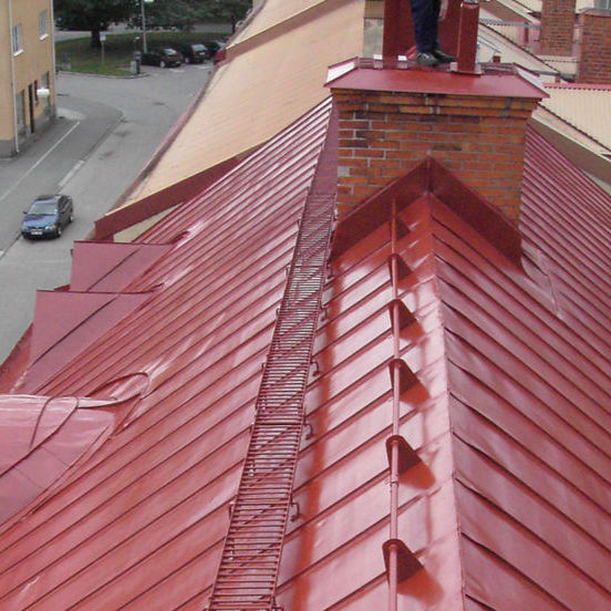 Anti Corrosion Paint / For Metal Roofs / For Metal / Exterior   TEMACLAD SC  50