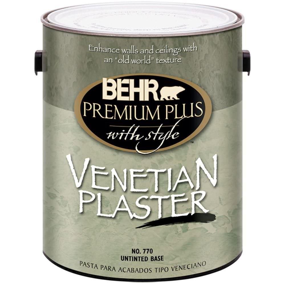 Decorative paint for walls interior textured PREMIUM PLUS