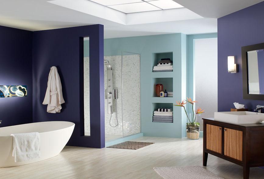 Captivating ... Decorative Paint / For Ceilings / Interior / Matte PREMIUM PLUS® BEHR  ...