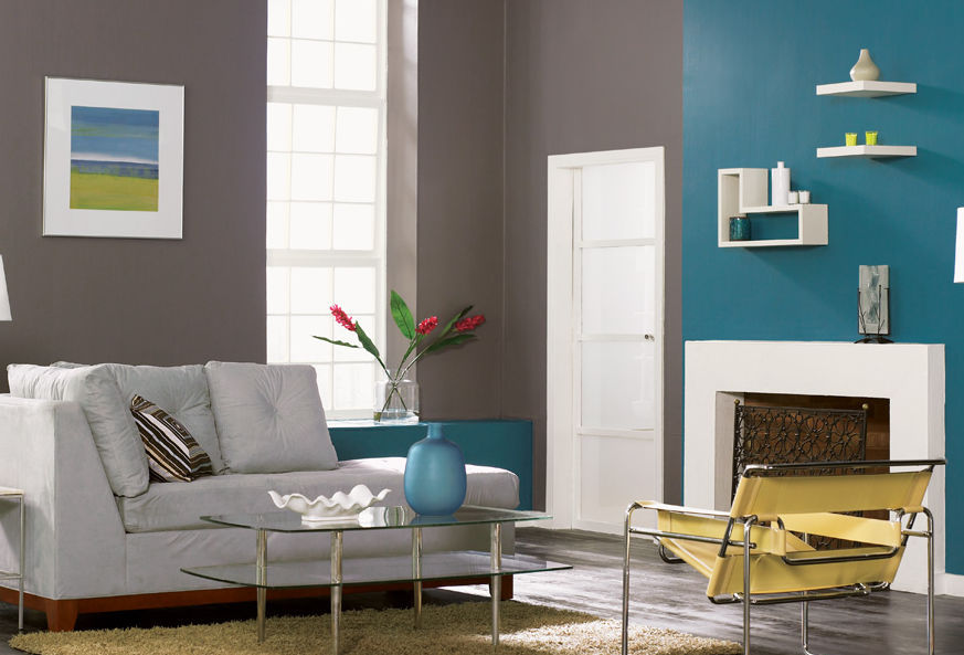 Oil Based Wall Paint Part - 28: ... Decorative Paint / For Walls / For Indoor Use / Oil-based BEHR® BEHR ...