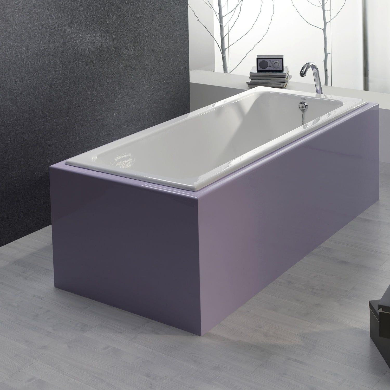 Cast iron bathtub - BAVARIA - RECOR