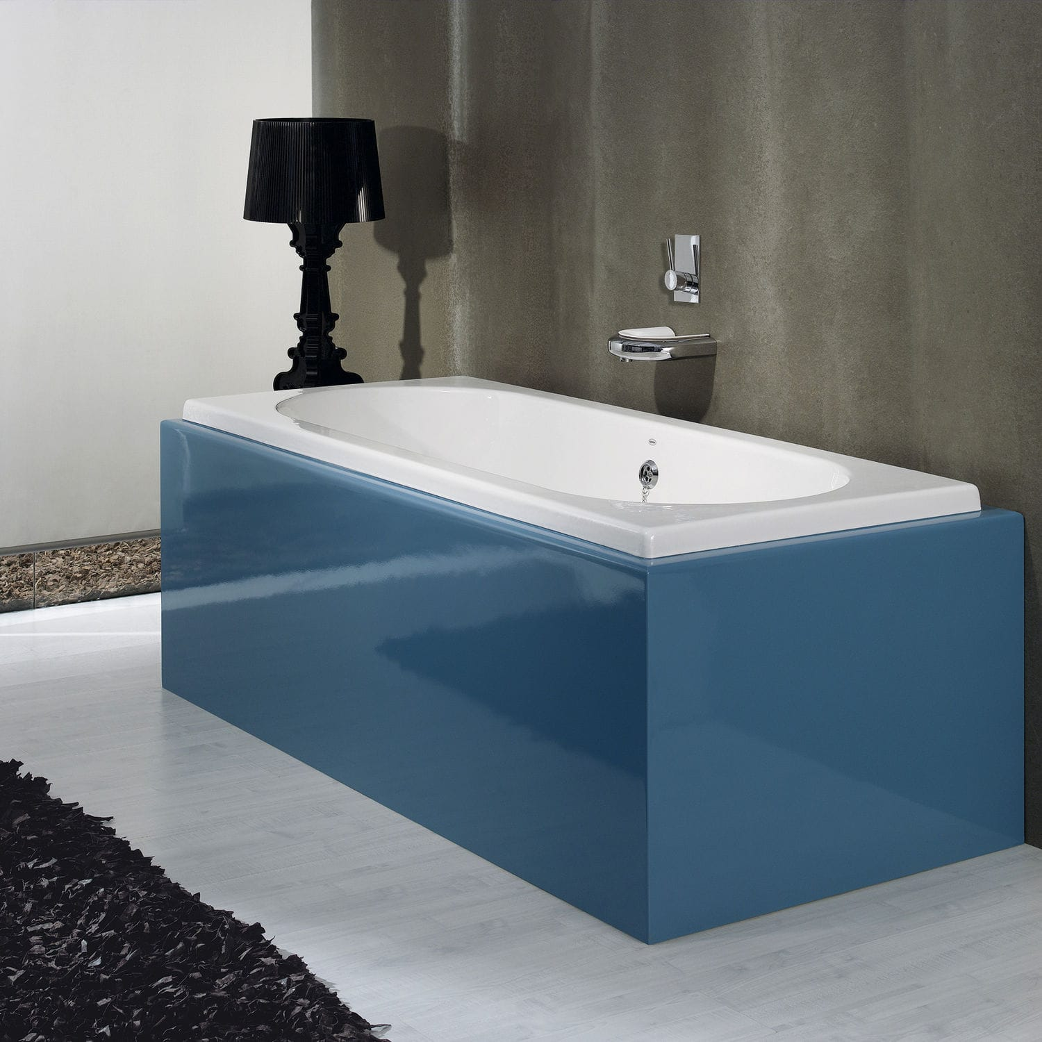 Cast iron bathtub - CAPRICE - RECOR