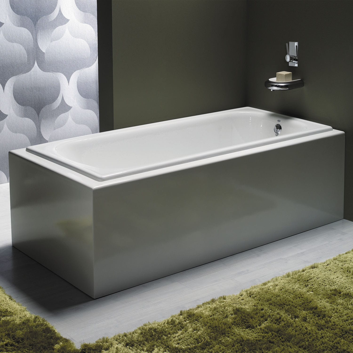 Cast iron bathtub - NORMAL - RECOR