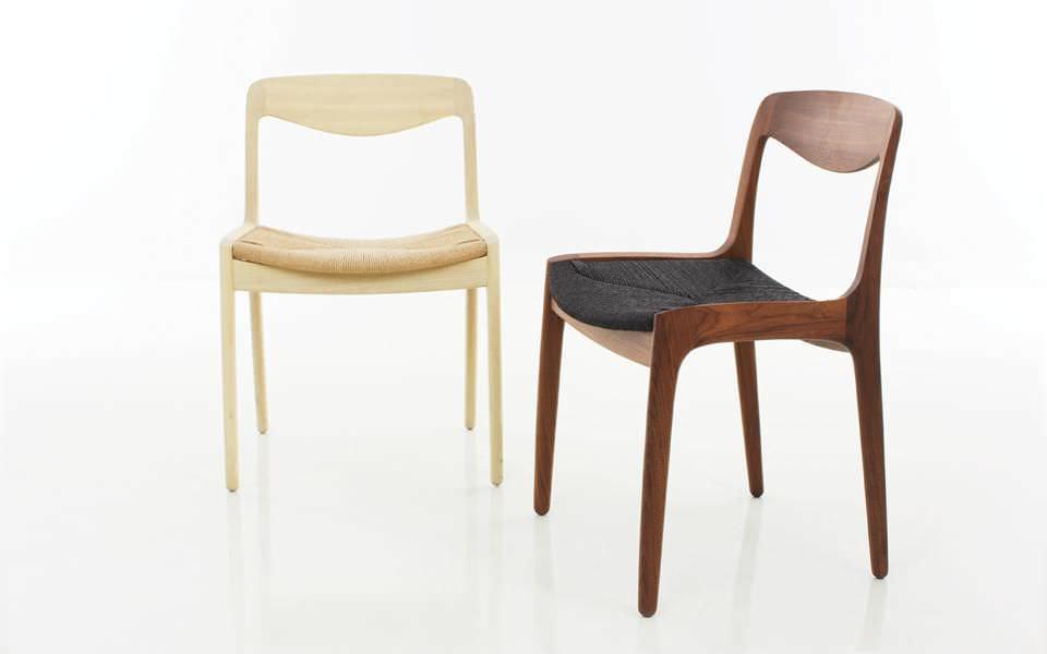 Good ... Scandinavian Design Chair / Wooden / Commercial CHURCH By Vilhelrn  Wohlert STELLAR WORKS