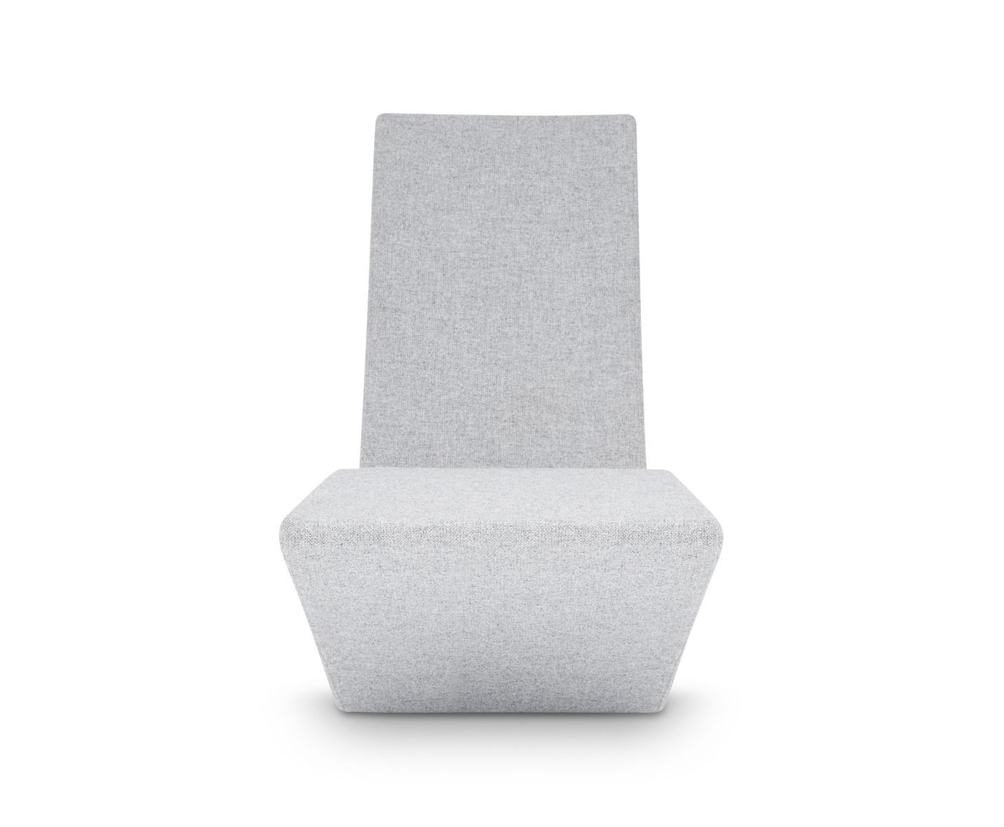 Wingback chair tom dixon -  Contemporary Fireside Chair Fabric Without Armrests Bird Tom Dixon