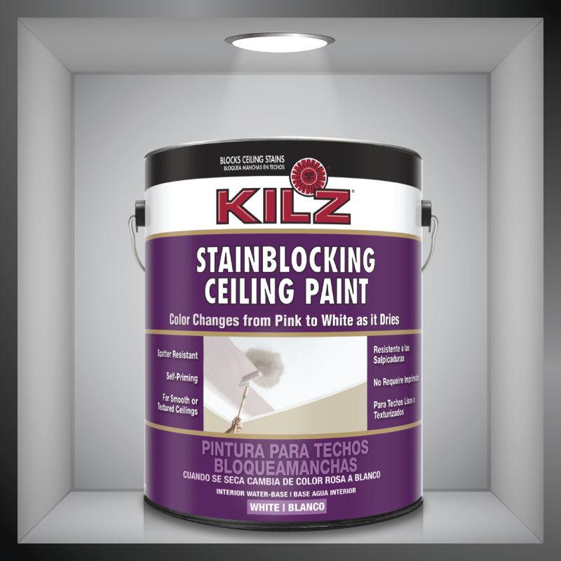 Decorative Paint / For Ceilings / Color Changing   KILZ®