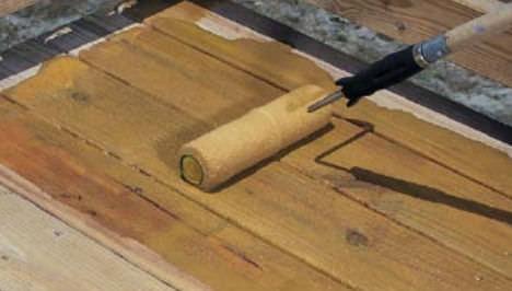 Wood painbt stripper