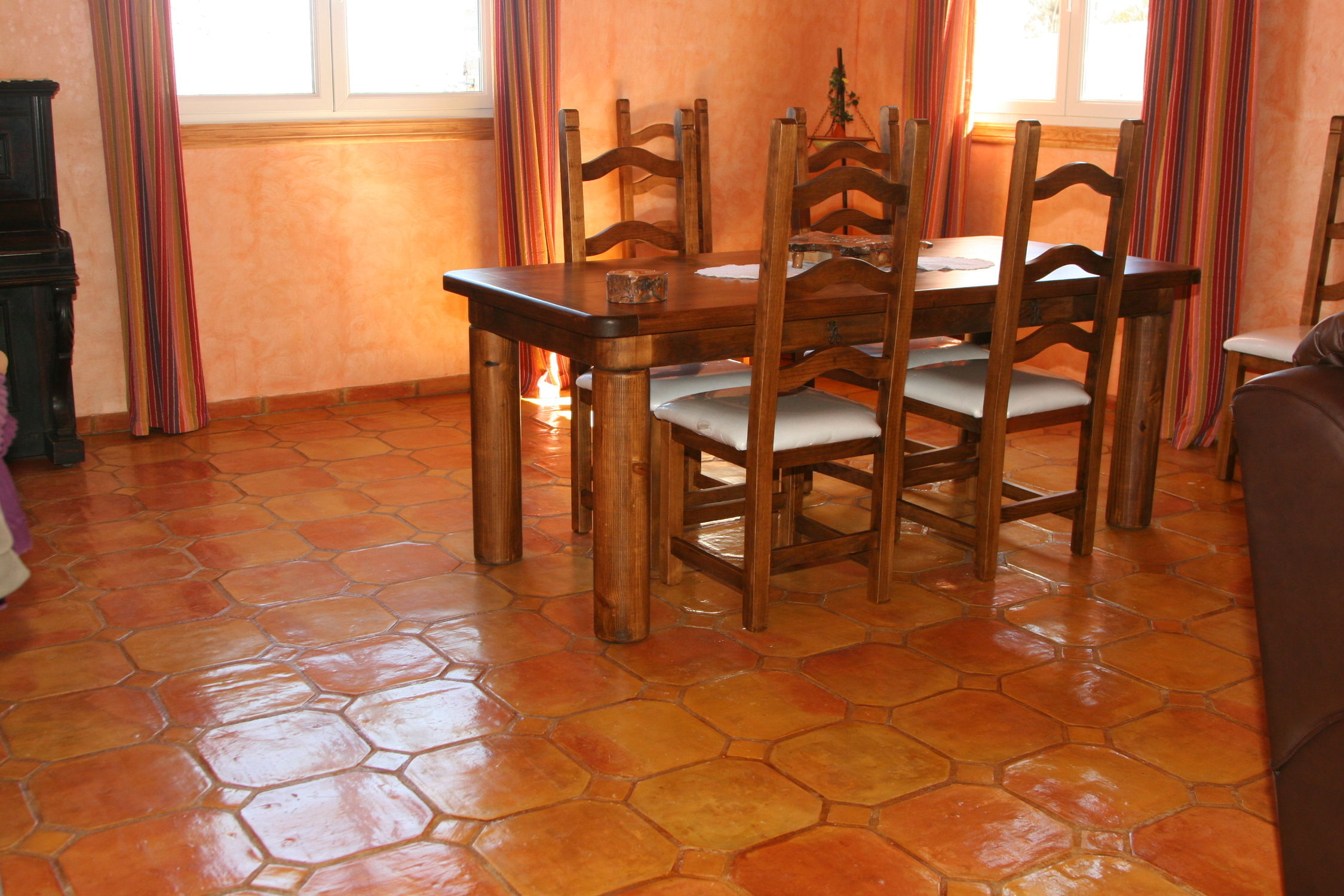 Indoor tile floor terracotta matte octogonal ceramicas indoor tile floor terracotta matte octogonal ceramicas antonio aleman dailygadgetfo Choice Image