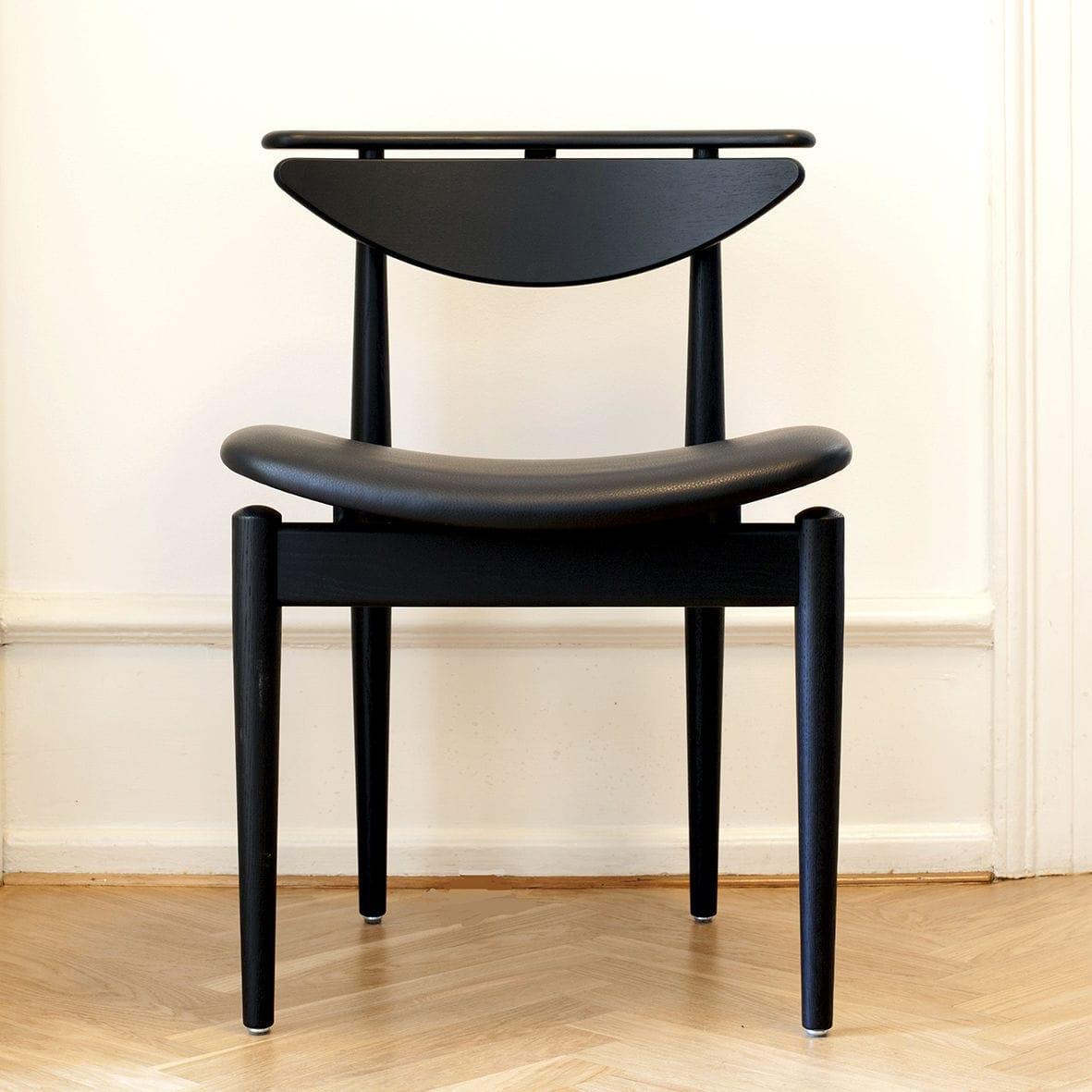 ... Scandinavian Design Dining Chair / Upholstered / Oak / Walnut ...