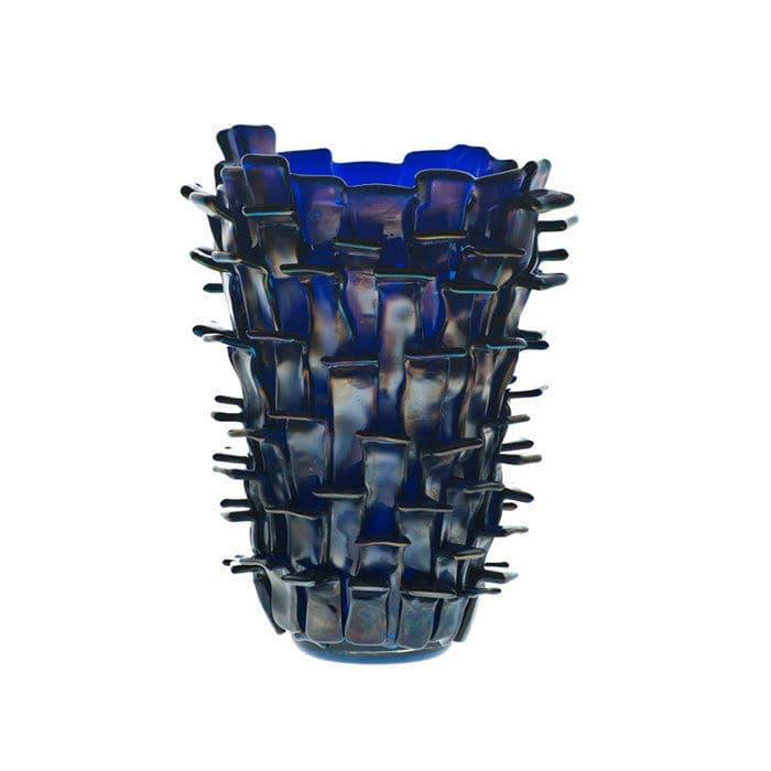 Contemporary Vase Glass Ritagli By Fulvio Bianconi Venini