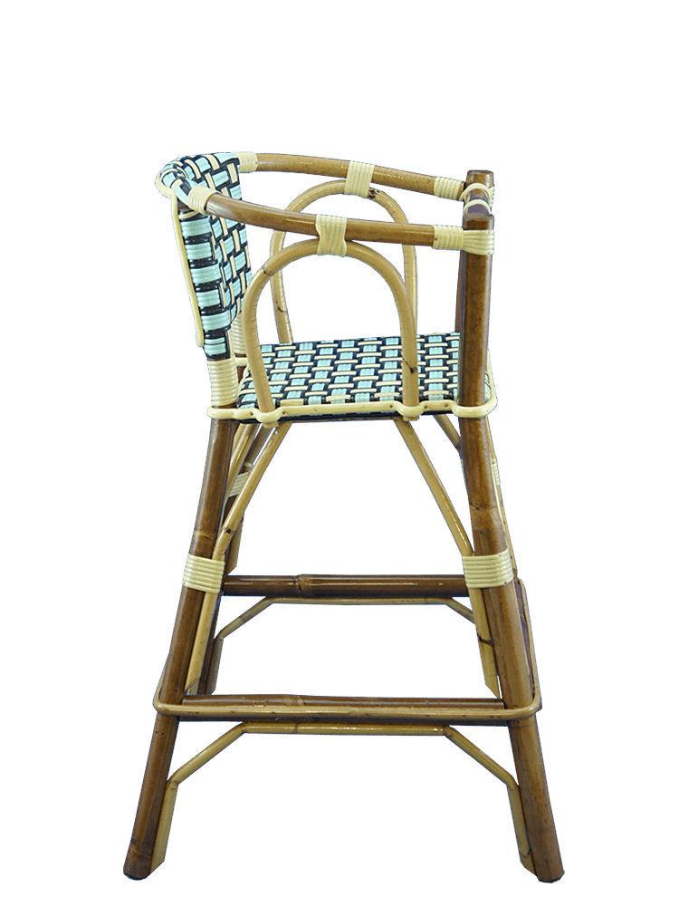 Standard highchair / rattan / for restaurants - BEBE - Maison Gatti