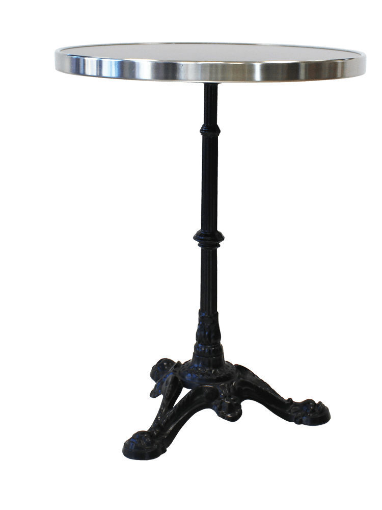 cast iron table base traditional commercial classic 3 maison gatti