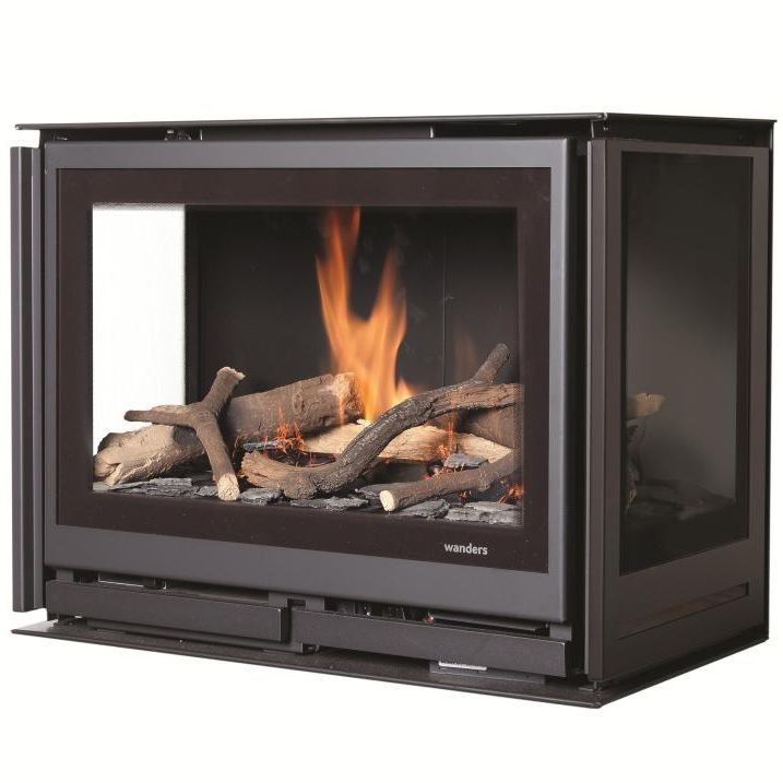 Discover all the information about the product Gas fireplace insert / 3-sided SQUARE 60G - Wanders fires & stoves and find where you can buy it. Contact the manufacturer directly to receive a quote.