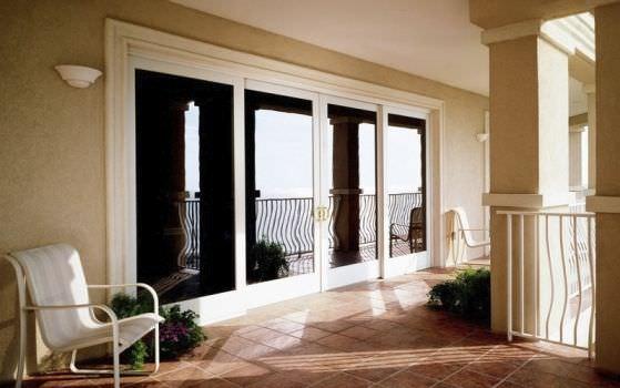 ... Sliding Patio Door / Wooden / Double Glazed ...
