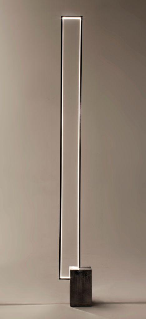 90 8402235 5 Élégant Lampe Sur Pied Led Design Hzt6