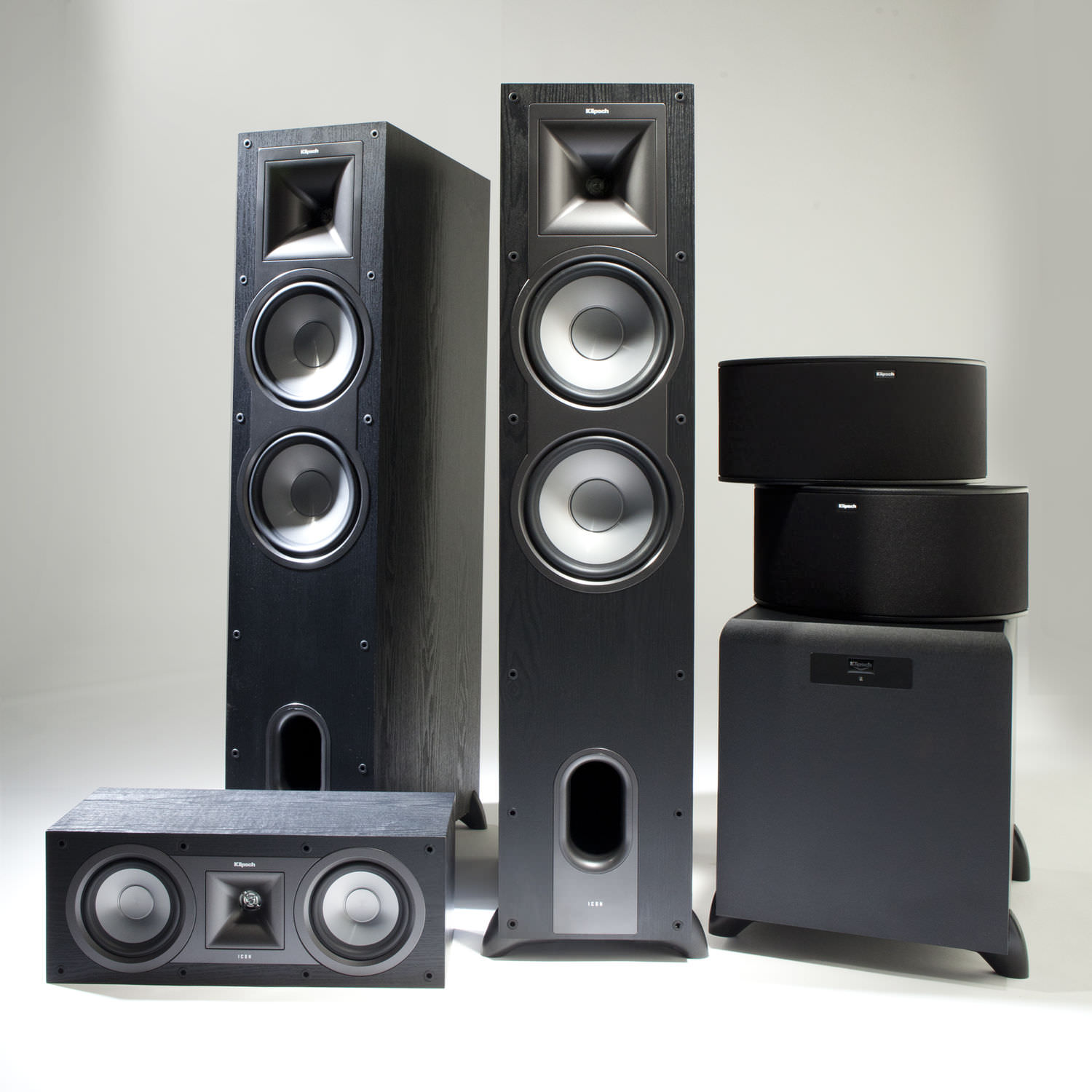 ebony rp tower floor angle floors klipsch speakers