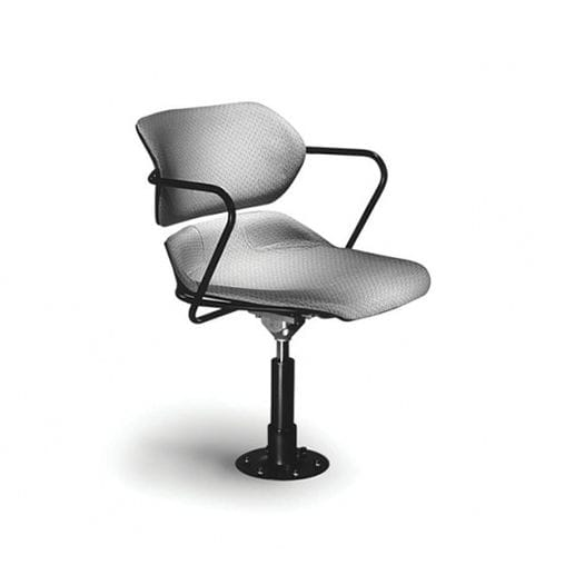 Gentil Contemporary Office Chair / Swivel / Ergonomic / Central Base   ACTON®  PEDESTAL MOUNT