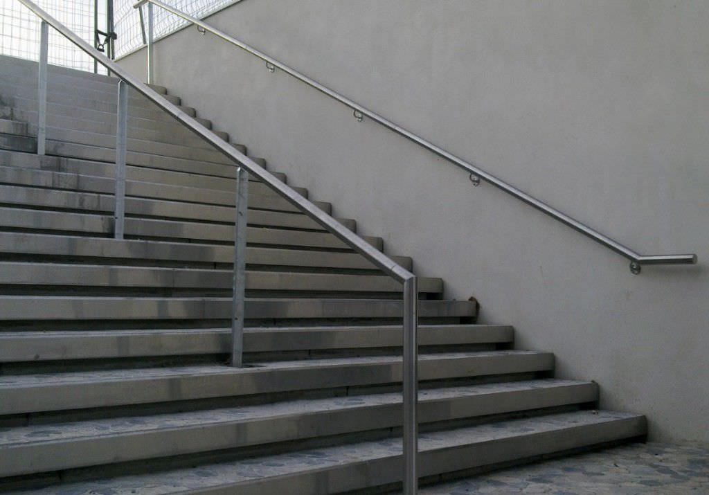 Stainless Steel Outdoor Handrails - Outdoor Designs