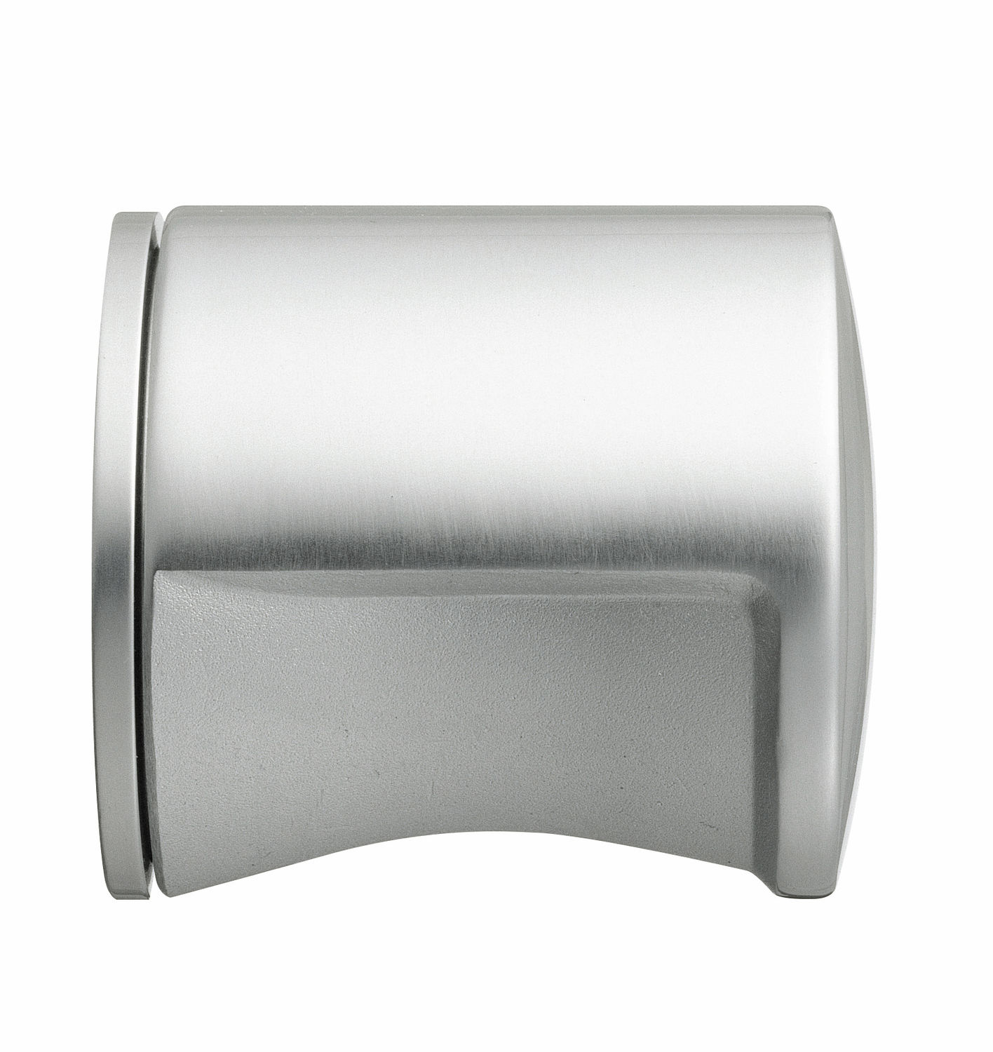 Contemporary door knob aluminum AGAHO 154 WEST inx