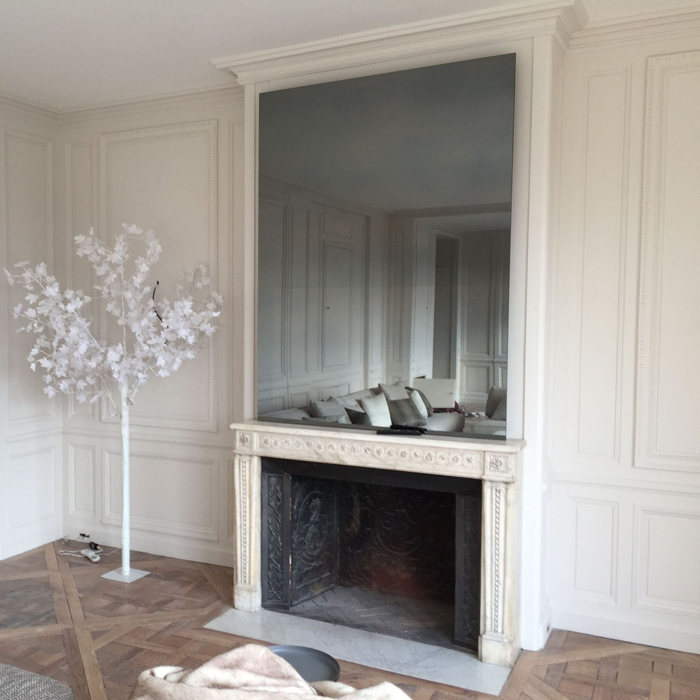 Marvelous Wall Mounted TV Mirror / Living Room / Bedroom / 4k   GABRIEL
