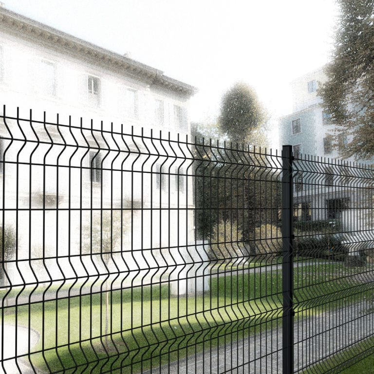 Garden fence / for athletic fields / for public spaces / for green ...
