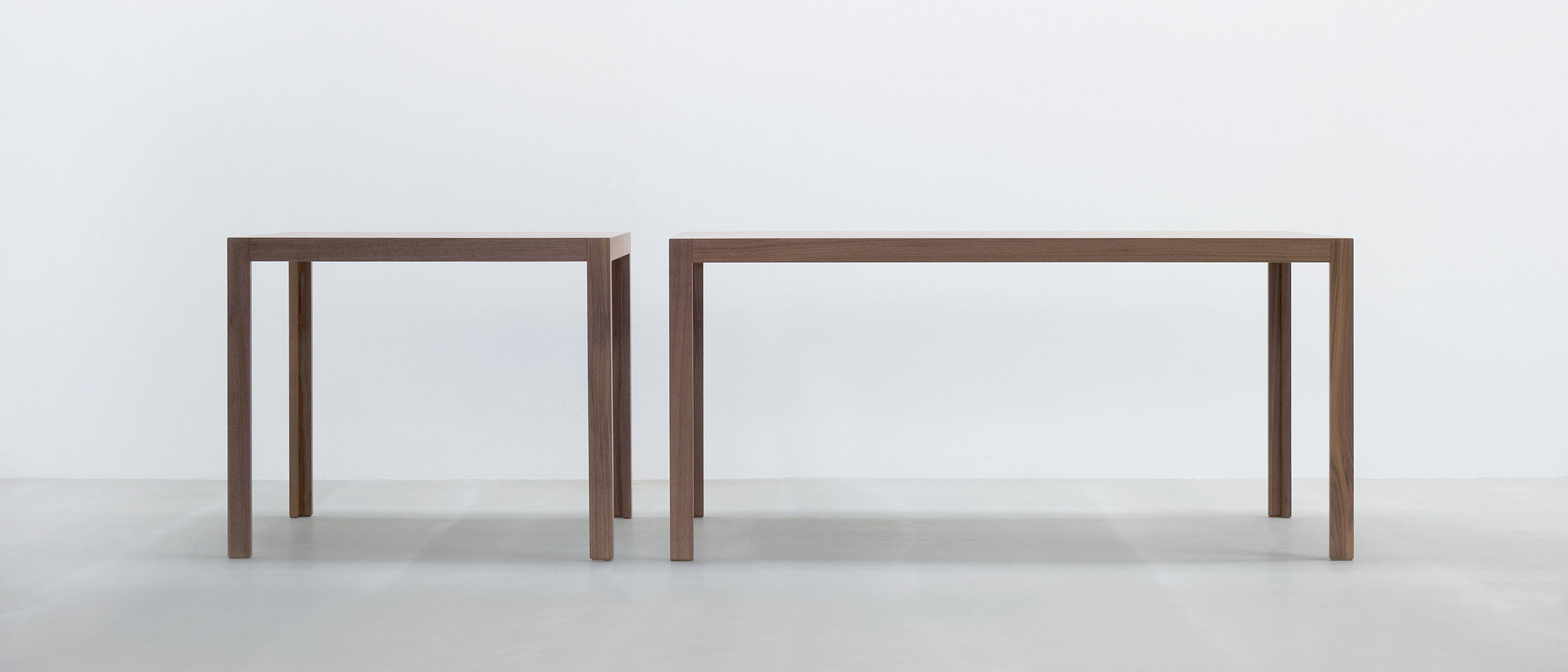 Contemporary Table / Solid Wood / Rectangular / Commercial   TC10 By Peter  Hussl