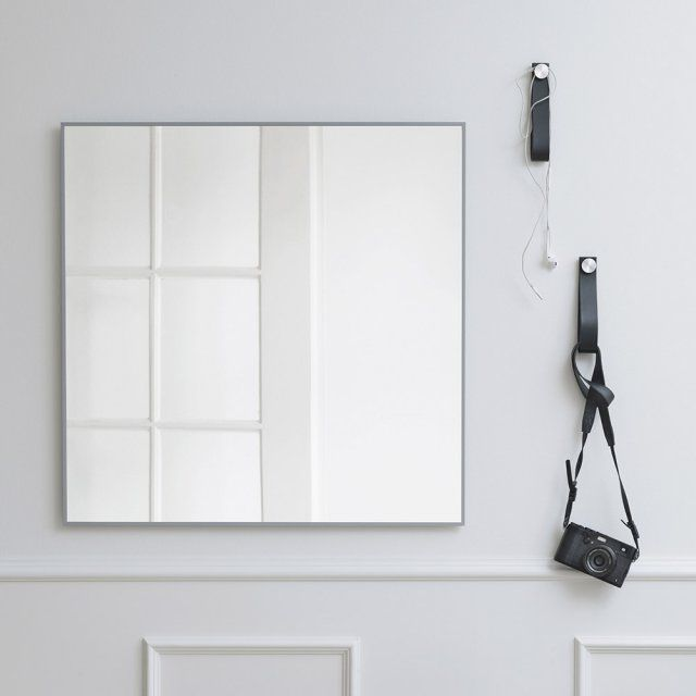Merveilleux Wall Mounted Mirror / Bedroom / Contemporary / Square   VIEW