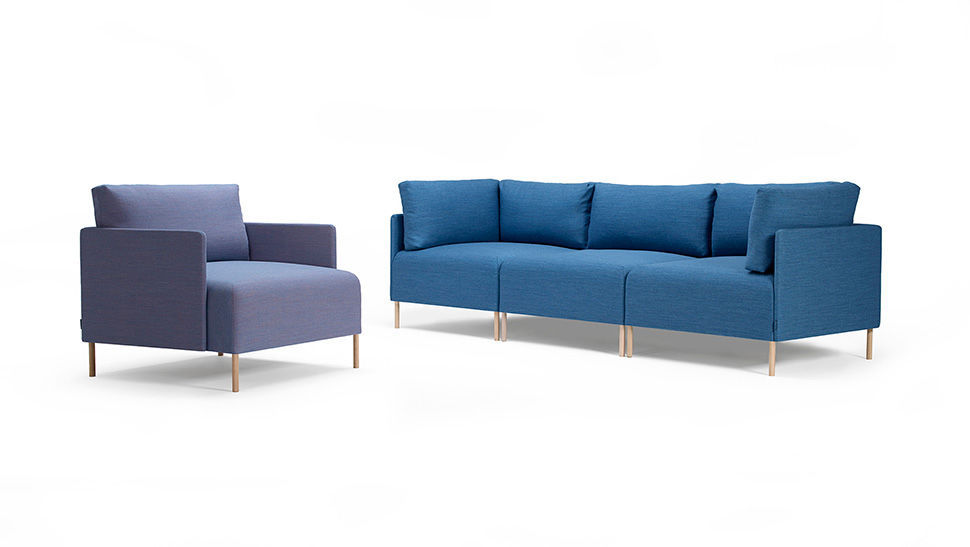 ... Modular Sofa / Contemporary / Fabric / Leather ...