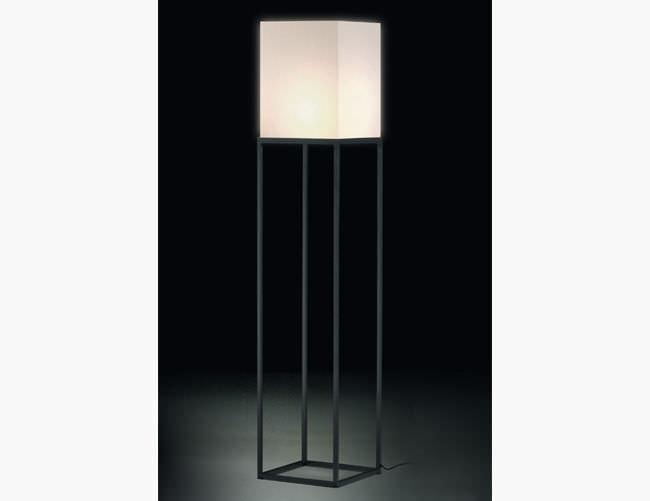 Floor-standing lamp / original design / resin - STAR CUBE by ...