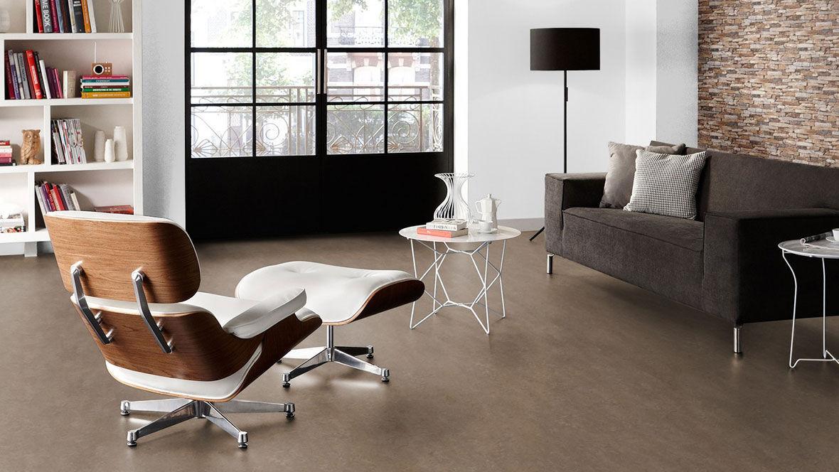 Linoleum Flooring / Commercial / Residential / Roll MARMOLEUM Forbo Flooring  Systems ...