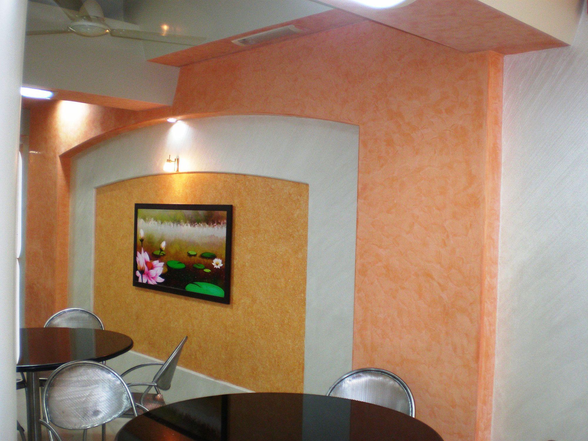 Arteco decorative paint / for walls / inside / acrylic - arteco' 7