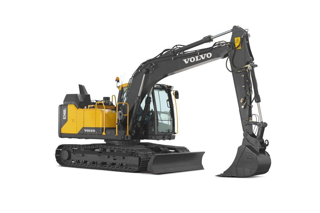 Medium excavator crawler for construction diesel ec140e medium excavator crawler for construction diesel ec140e volvo construction equipment germany gmbh sciox Choice Image