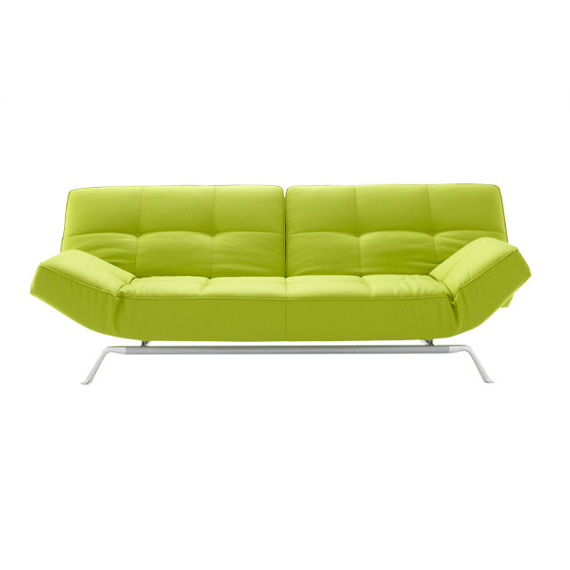 Sofa bed / contemporary / fabric / by Pascal Mourgue - SMALA - CINNA