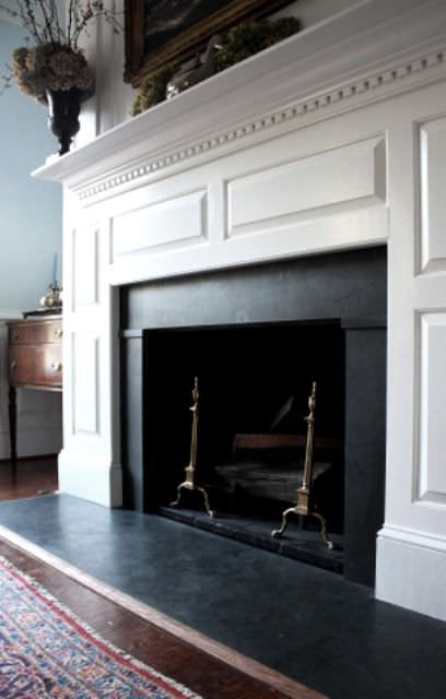Discover all the information about the product Wood-burning fireplace / traditional / open hearth / built-in TRADITIONAL FIREPLACE IN ITALIAN SLATE - Ardesia Mangini A & D snc and find where you can buy it. Contact the manufacturer directly to receive a quote.
