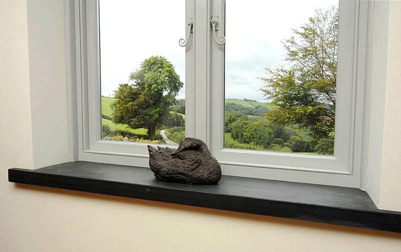 Natural stone window sill / interior - WINDOW SILL ITALIAN SLATE ...